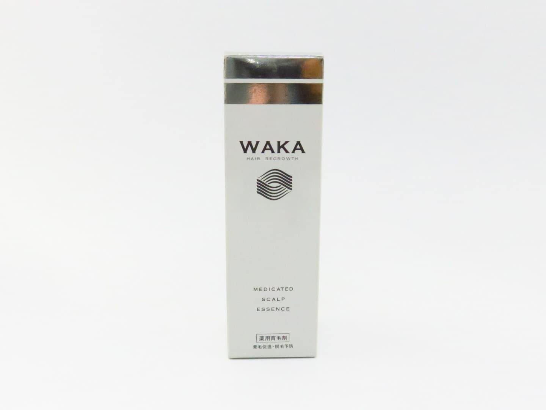 WAKA(ワカ) 箱前面