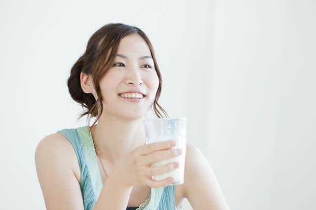 豆乳には薄毛対策効果がある?その根拠を調べてみました!