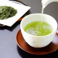 緑茶のイメージ