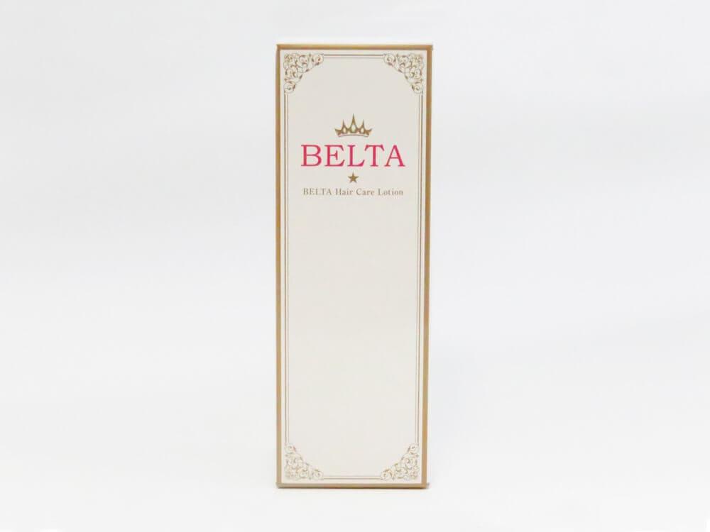 ベルタ 箱の正面